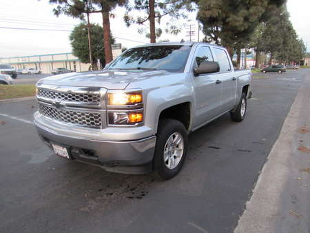 2014 Chevrolet Silverado 1500 LT 4wd  crew cab for Sale  - 8033  - AZ Motors