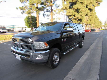 2011 Ram 2500 Laramie 4wd mega cab short bed diesel for Sale  - 2452  - AZ Motors