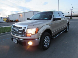 2012 Ford F-150 4WD-