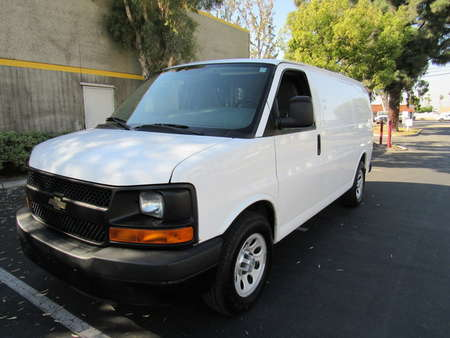 2010 Chevrolet Express Cargo Van for Sale  - 1095  - AZ Motors