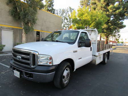 2005 Ford F-350 XLT DRW DIESEL FLATBED for Sale  - 4172  - AZ Motors