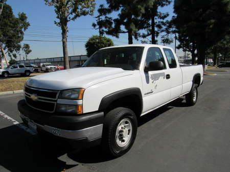 2006 Chevrolet Silverado 2500HD Work Truck 6.0L for Sale  - 8762  - AZ Motors