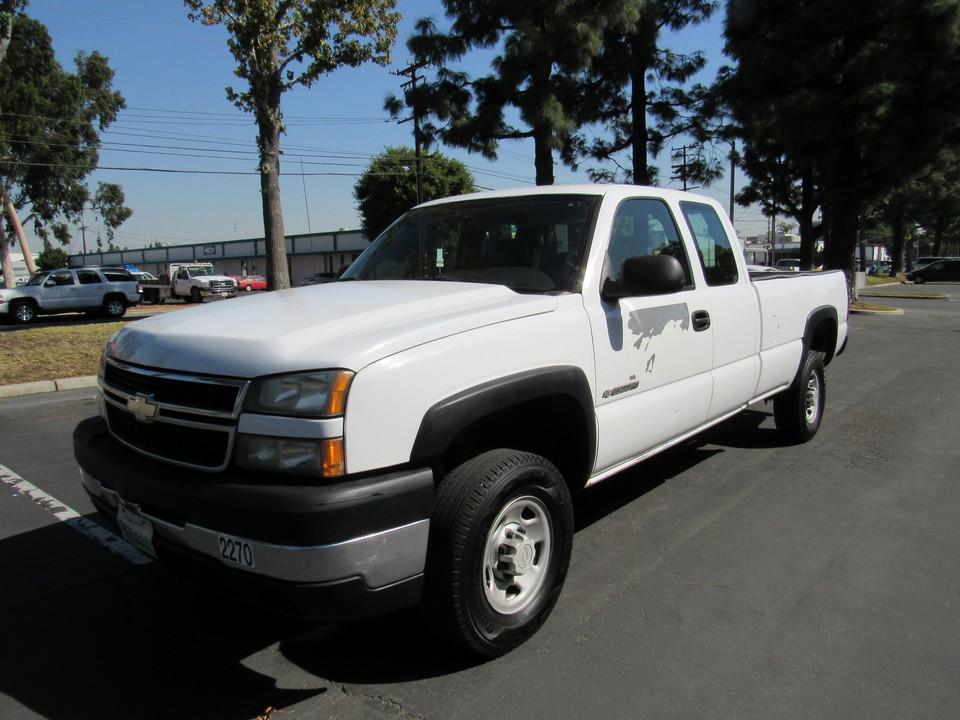 2006 Chevrolet Silverado 2500HD  - AZ Motors