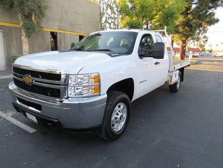 2013 Chevrolet Silverado 3500HD Work Truck 8ft flatbed diesel 4wd for Sale  - 0959  - AZ Motors