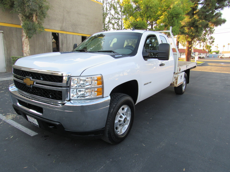 2013 Chevrolet Silverado 3500HD  - AZ Motors