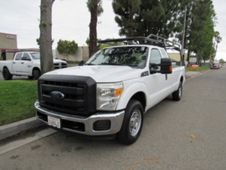 2013 Ford F-250 XL super cab long bed lumber rack for Sale  - 6741  - AZ Motors