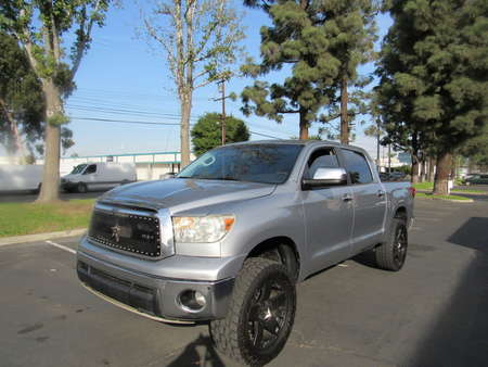 2010 Toyota Tundra PLATINUM LTD 4WD CREW MAX for Sale  - 5463  - AZ Motors