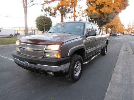2007 Chevrolet Silverado 2500HD LT1 long bed crew 2wd for Sale  - 8857  - AZ Motors