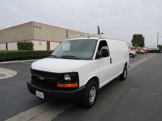 2012 Chevrolet Express Carg