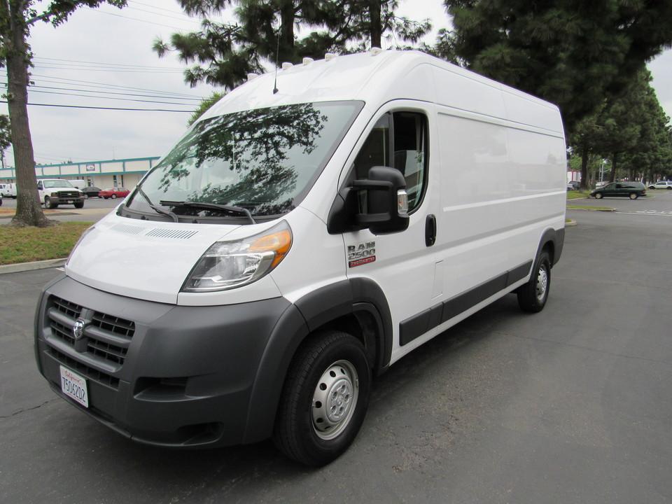 2017 Ram ProMaster Cargo Van  - AZ Motors