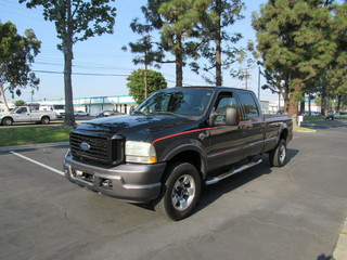 2004 Ford F-350 crew