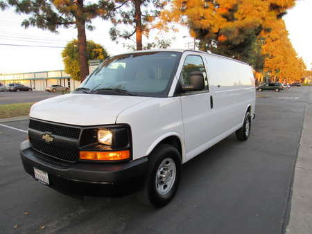 2012 Chevrolet Express extended Cargo Van for Sale  - 3761  - AZ Motors