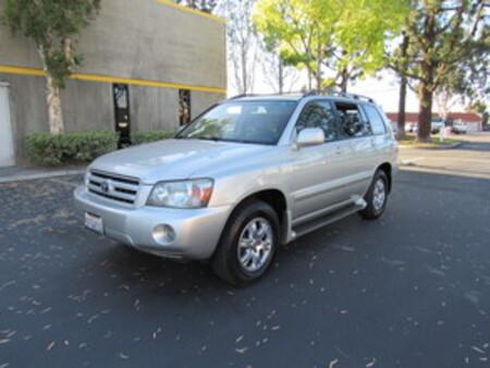 2004 Toyota Highlander Limited for Sale  - 0516  - AZ Motors