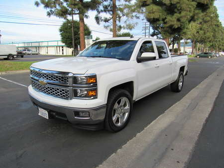 2014 Chevrolet Silverado 1500 LT crew cab short bed 2wd for Sale  - 4777  - AZ Motors