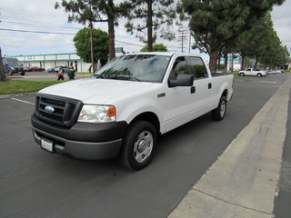 2008 Ford F-150 crew