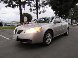2006 Pontiac G6 6-Cy