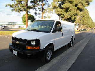 2008 Chevrolet Express Carg