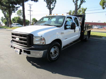 2006 Ford F-350 XL crew cab flatbed 8 FT BED for Sale  - 2843  - AZ Motors