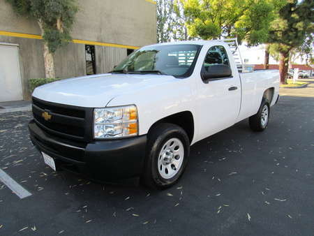 2013 Chevrolet Silverado 1500 reg cab long bed Work Truck v6 for Sale  - 7951  - AZ Motors