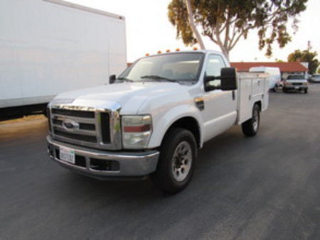 2008 Ford F-350 utility bed XL for Sale  - 1653  - AZ Motors