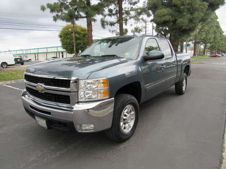 2008 Chevrolet Silverado 2500HD LTZ crew cab s/b 4wd for Sale  - 1628  - AZ Motors