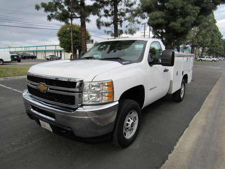 2013 Chevrolet Silverado 2500HD UTILITY BED /Work Truck for Sale  - 4449  - AZ Motors