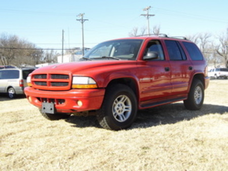 2001 Dodge Durango  for Sale  - 4262  - Family Motors, Inc.