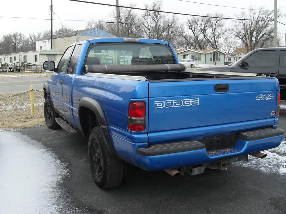 2001 Dodge Ram 1500  - Family Motors, Inc.