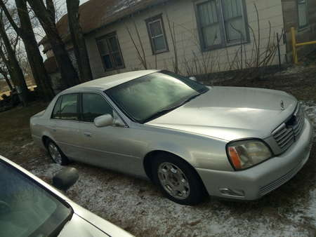 2002 Cadillac DeVille  for Sale  - LL4056A  - Family Motors, Inc.