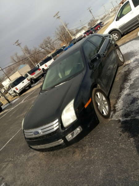 2008 Ford Fusion  for Sale  - L4158  - Family Motors, Inc.