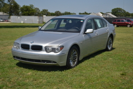 2002 BMW 7-series 745Li for Sale  - 4221  - Family Motors, Inc.