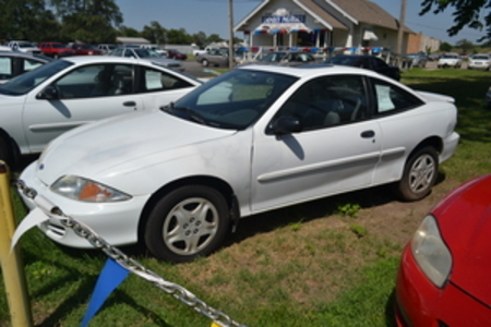 2001 Chevrolet Cavalier  for Sale  - Family Motors, Inc.