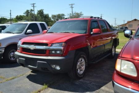 2002 Chevrolet Avalanche  for Sale  - 4250  - Family Motors, Inc.