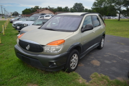 2003 Buick Rendezvous CX for Sale  - 2942  - Family Motors, Inc.