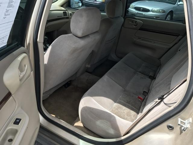 2005 Chevrolet Impala  - Family Motors, Inc.