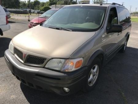 2003 Pontiac Montana  for Sale  - 4237  - Family Motors, Inc.
