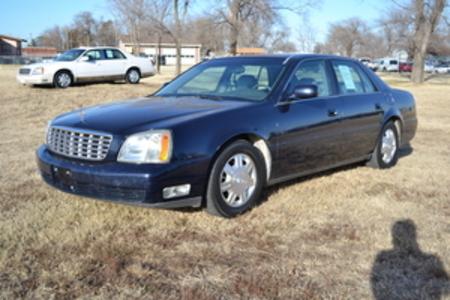 2005 Cadillac DeVille  for Sale  - L4149  - Family Motors, Inc.