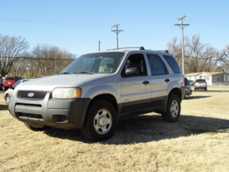 2002 Ford Escape XLS Choice for Sale  - 4270  - Family Motors, Inc.