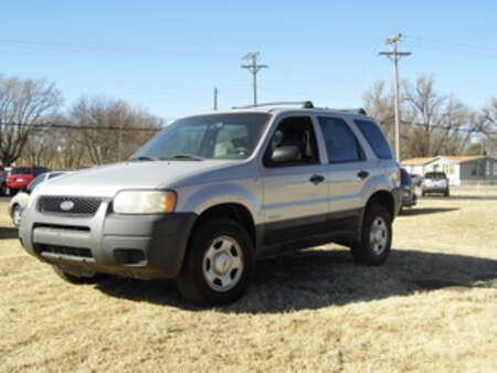 2002 Ford Escape XLS Choice for Sale  - 4270  - Family Motors, Inc.