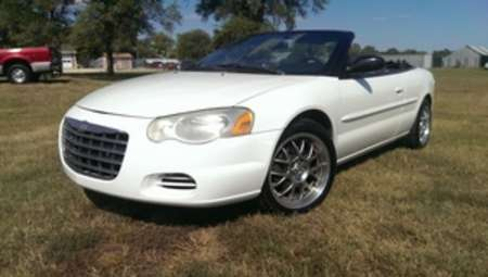 2004 Chrysler Sebring Cpe  for Sale  - LL4127  - Family Motors, Inc.