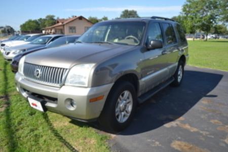 2002 Mercury Mountaineer  for Sale  - l4222  - Family Motors, Inc.