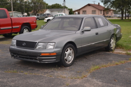 1995 Lexus LS 400  for Sale  - lll3836a  - Family Motors, Inc.
