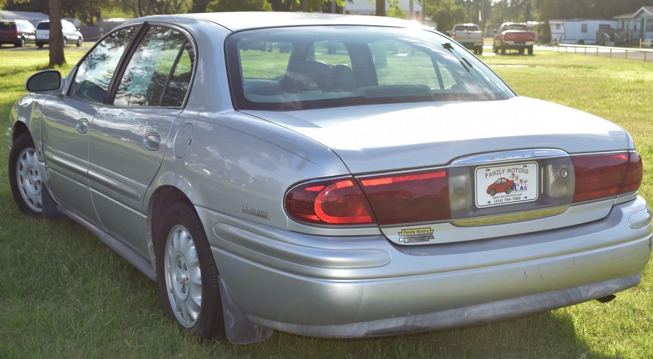 2000 Buick LeSabre  - Family Motors, Inc.