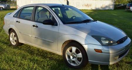2004 Ford Focus ZTS for Sale  - 4252T  - Family Motors, Inc.