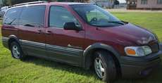 2004 Pontiac Montana 1SA