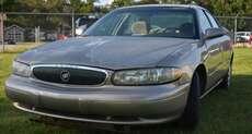 2002 Buick Century Cust