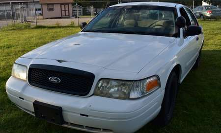 2001 Ford Crown Victoria Police Interceptor for Sale  - LL4046  - Family Motors, Inc.