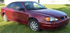 2005 Pontiac Grand Am SE S