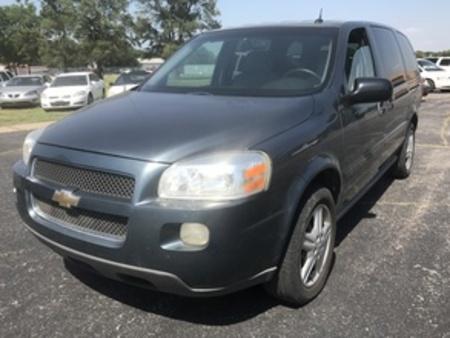 2005 Chevrolet Uplander  for Sale  - FF4086RR  - Family Motors, Inc.