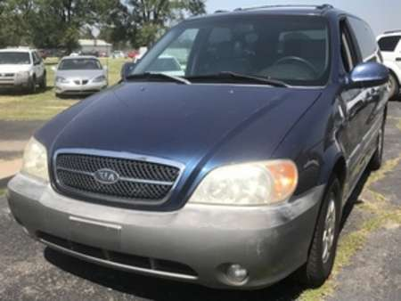 2004 Kia Sedona LX for Sale  - l4185A  - Family Motors, Inc.